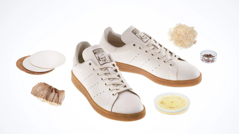 Adidas Mushroom Leather Stan Smith