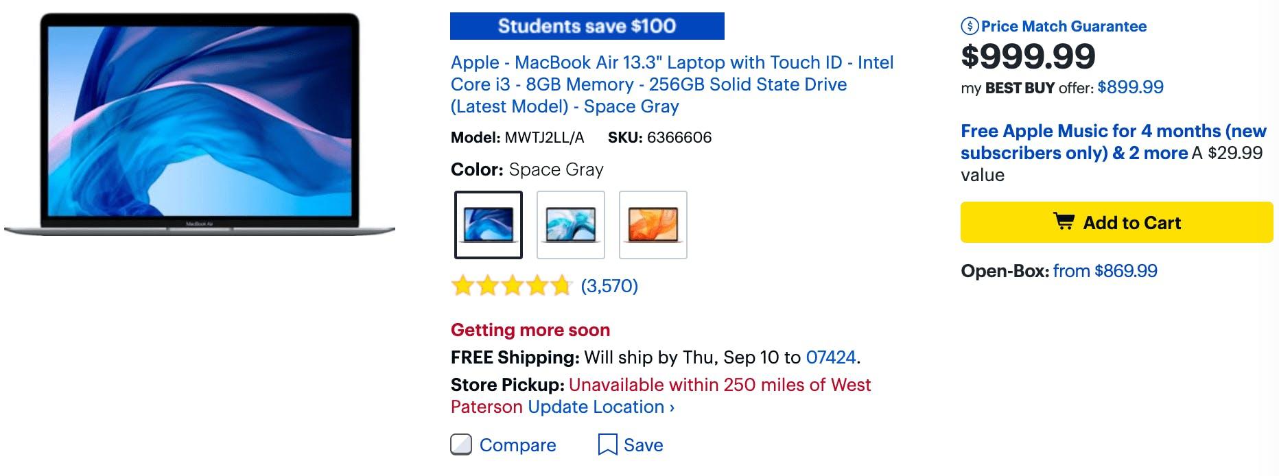 Best Buy PC Price