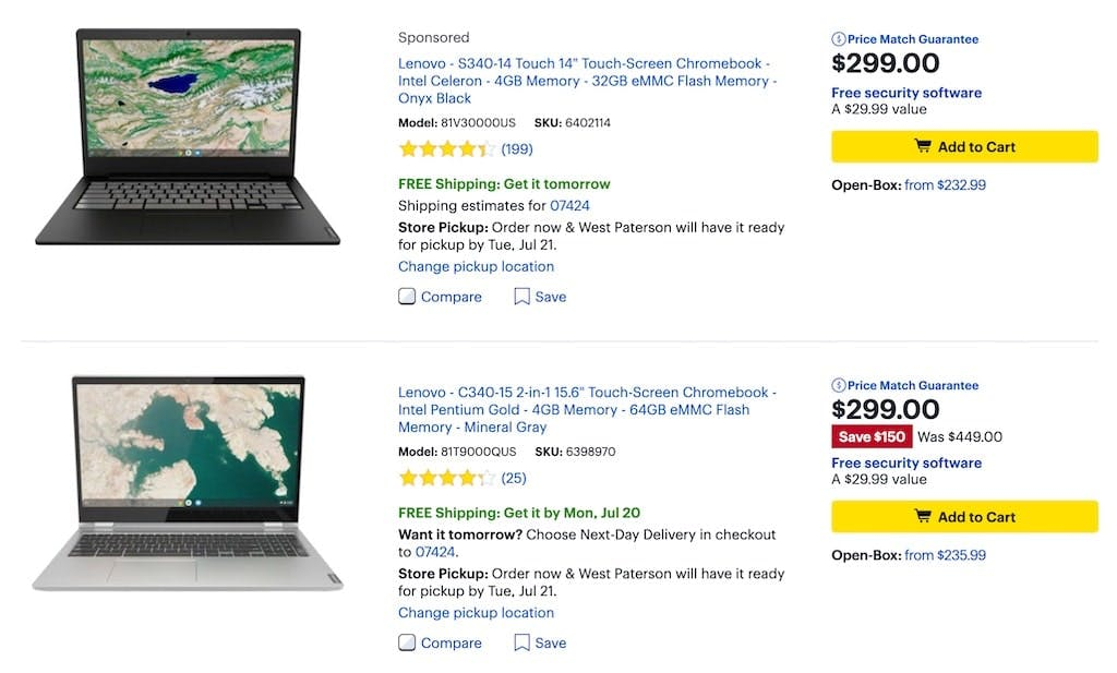 bestbuy cheapest laptops