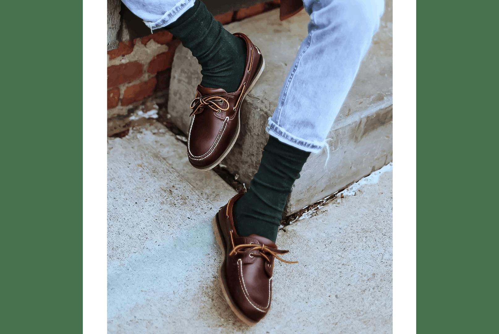 Timberland 2-eye boat shoes