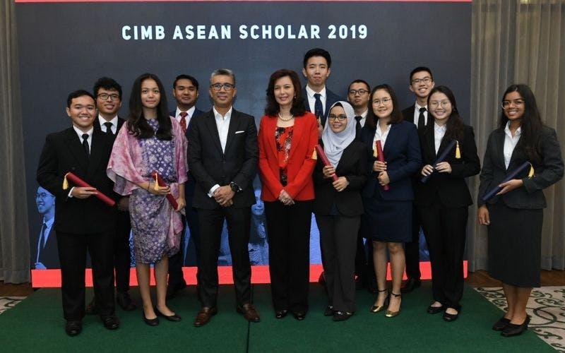 Image by CIMB - ASEAN Scholarship