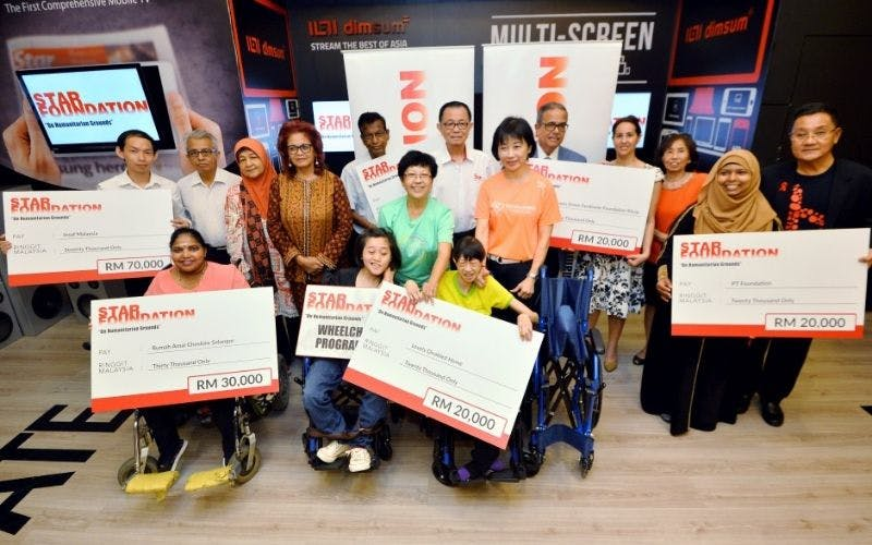 Image by Star Foundation - Wheelchair Programme