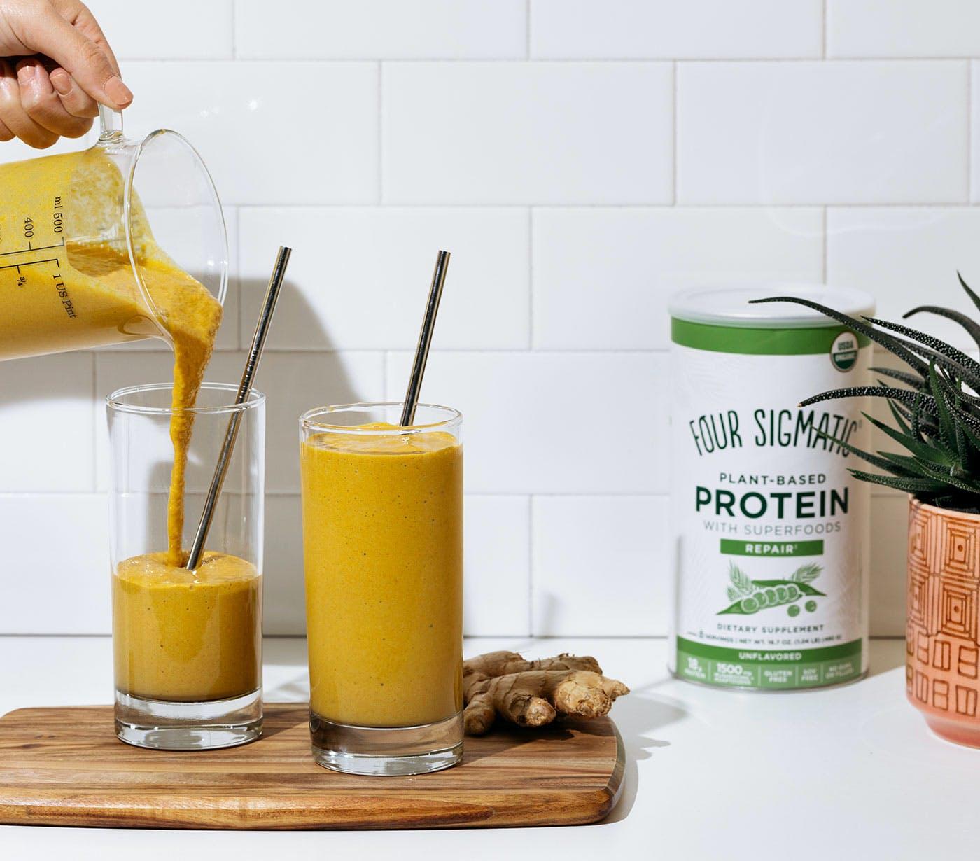 Protein Mango