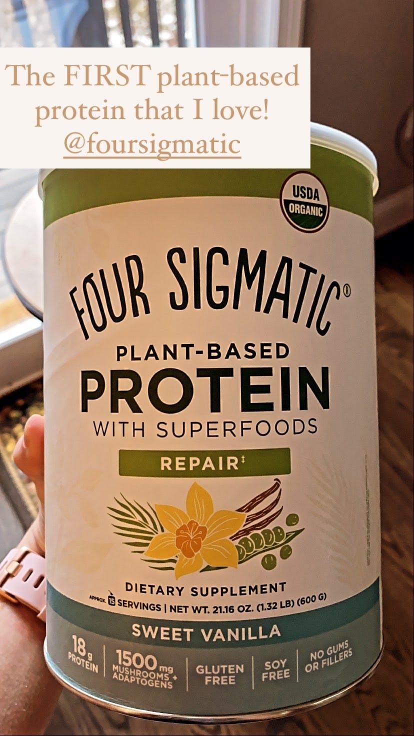 Protein Sweet Vanilla