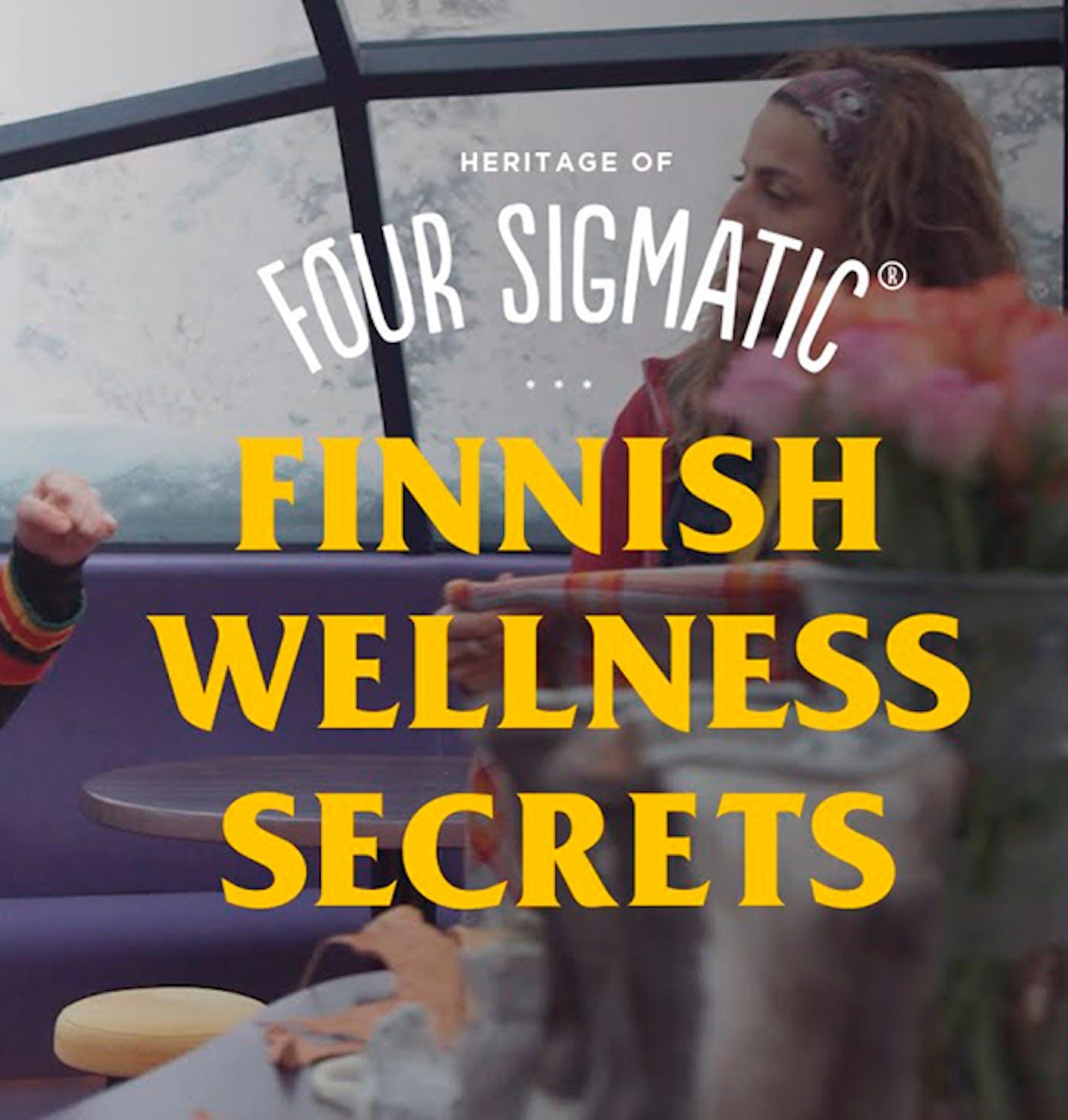 Finnish wellness secrets