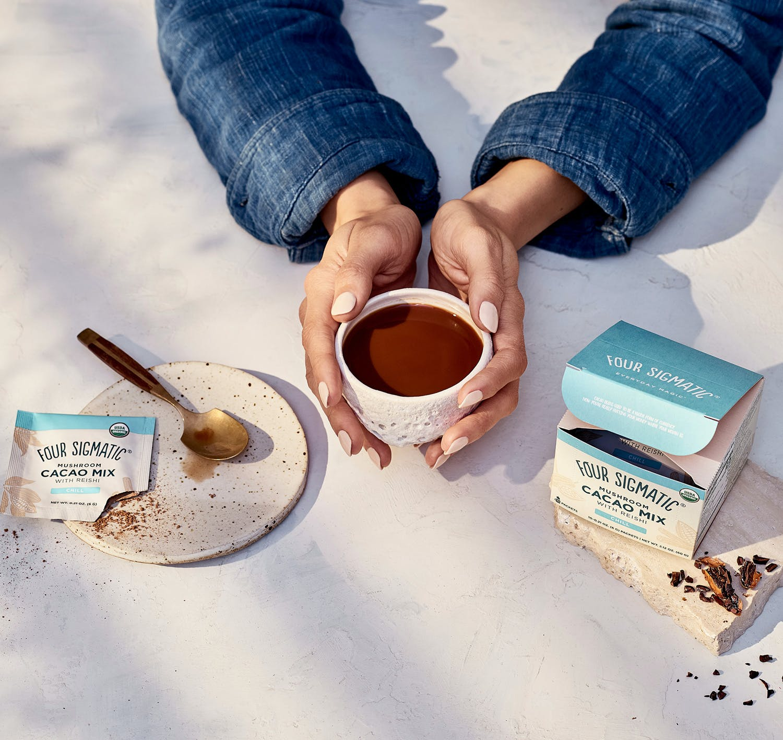 Reishi Cacao