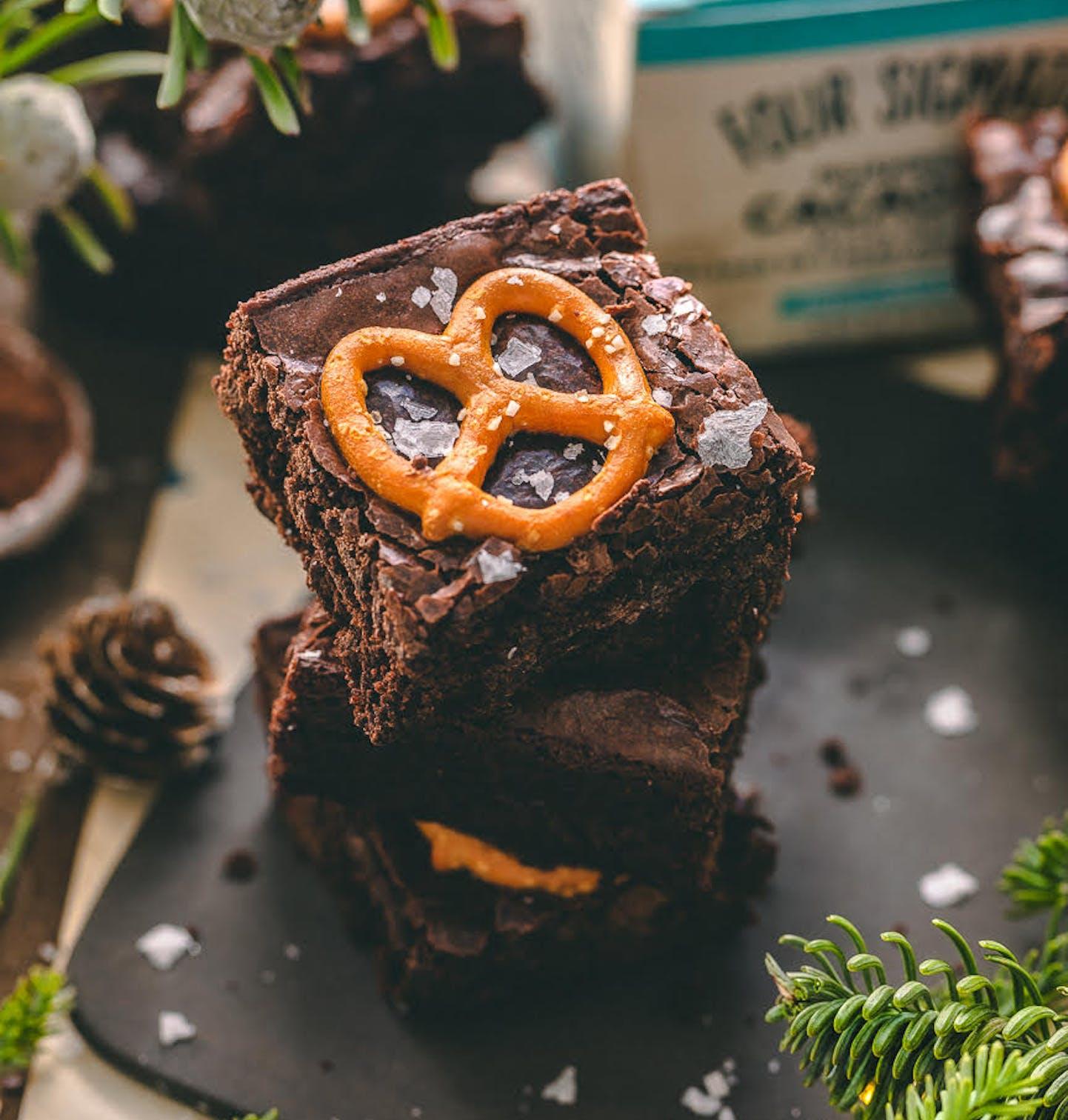 Reishi brownie