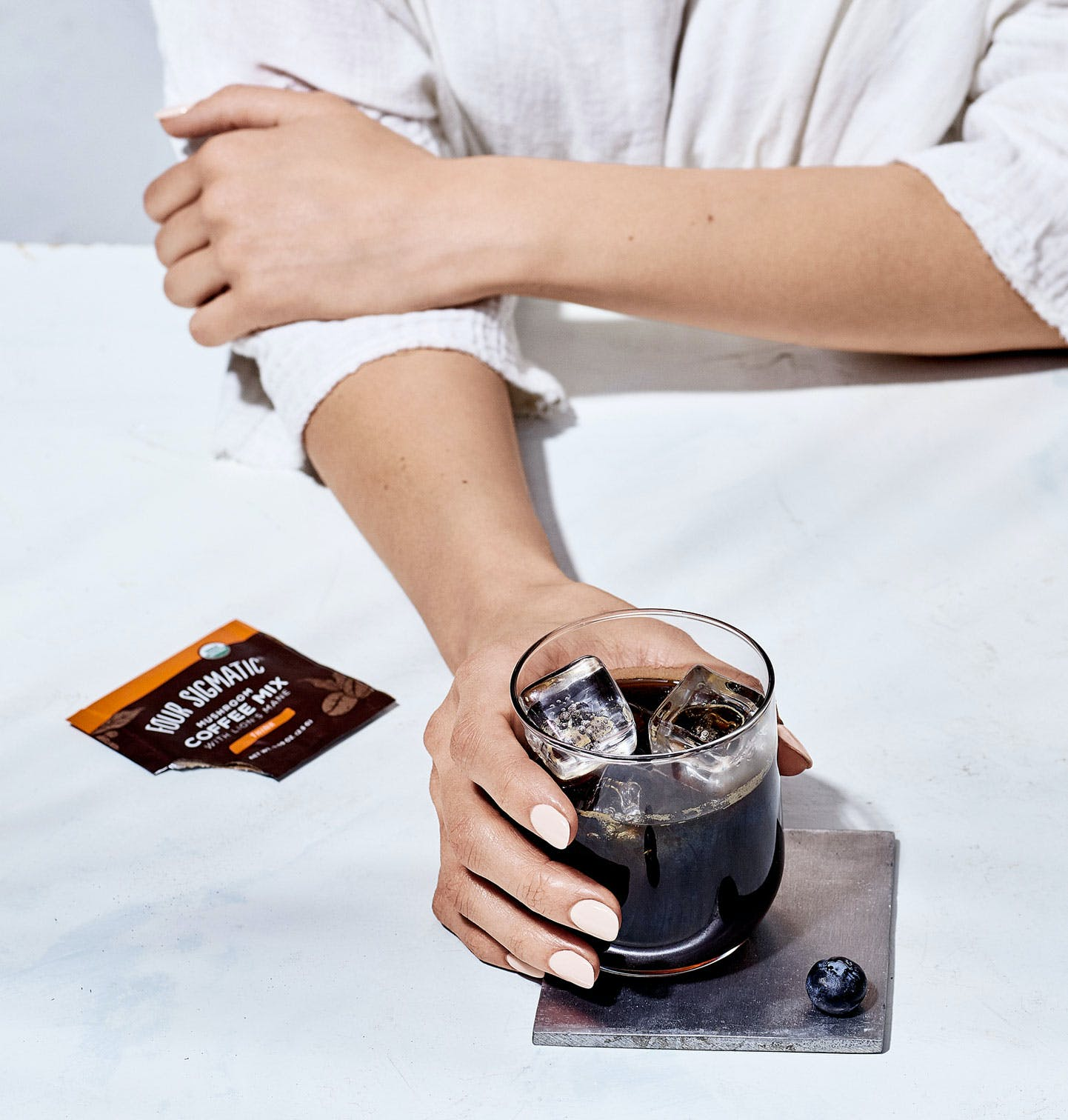 Instant Coffee Iced