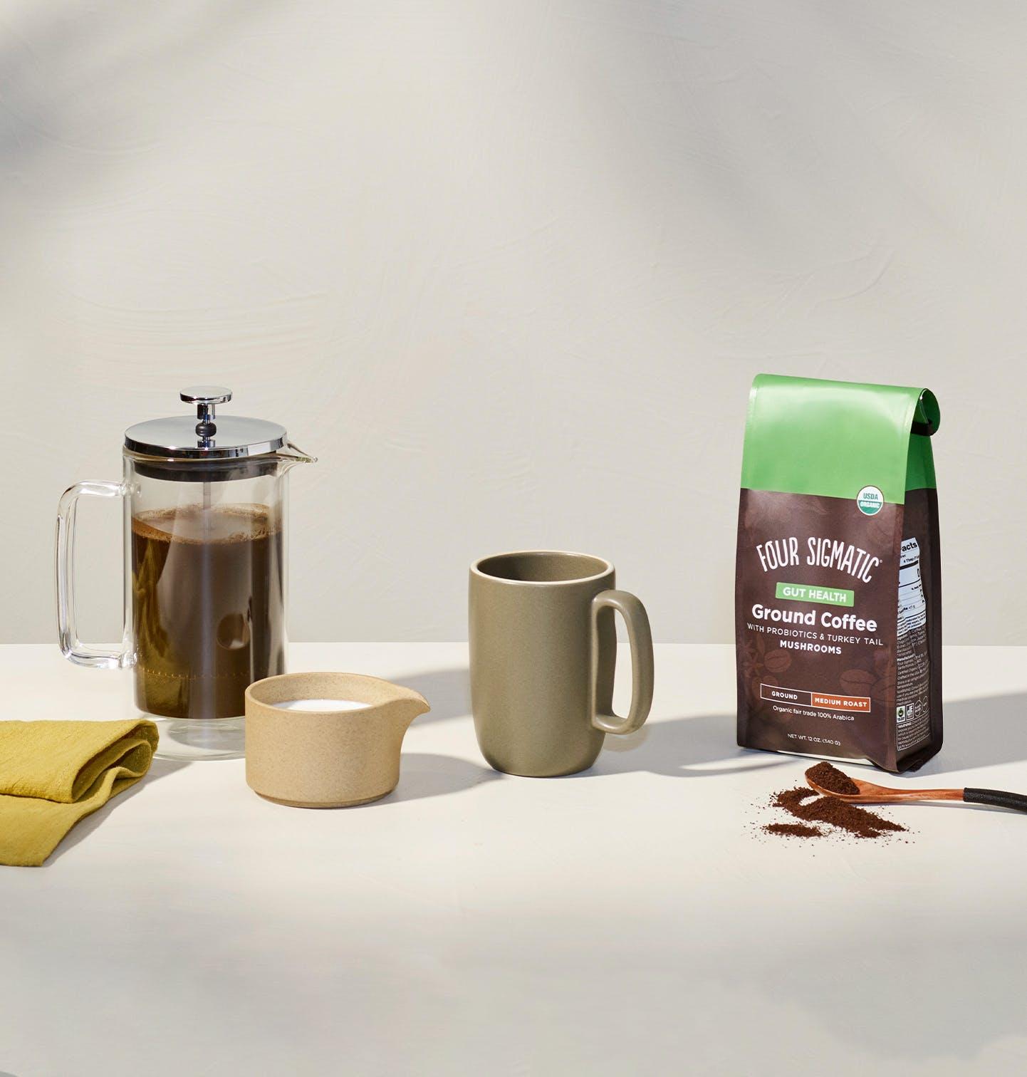 Gut Health Ground Coffee