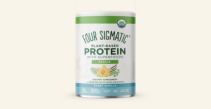 Sweet Vanilla Protein - One Month Supply