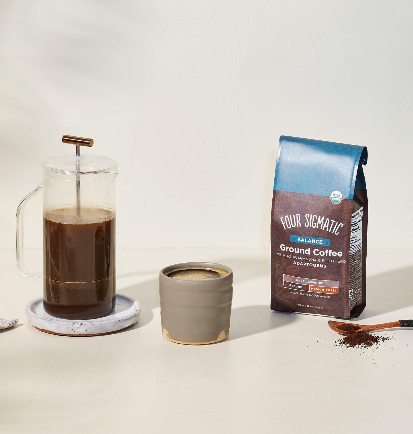 Balance Ground Coffee