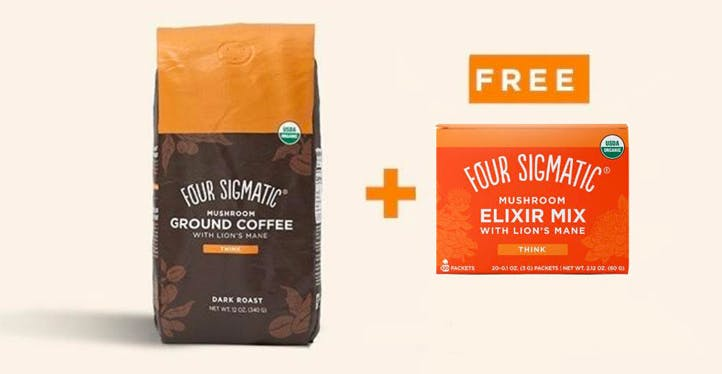 Ground Coffee plus Elixir