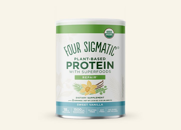 Sweet Vanilla Protein - Monthly Subscription