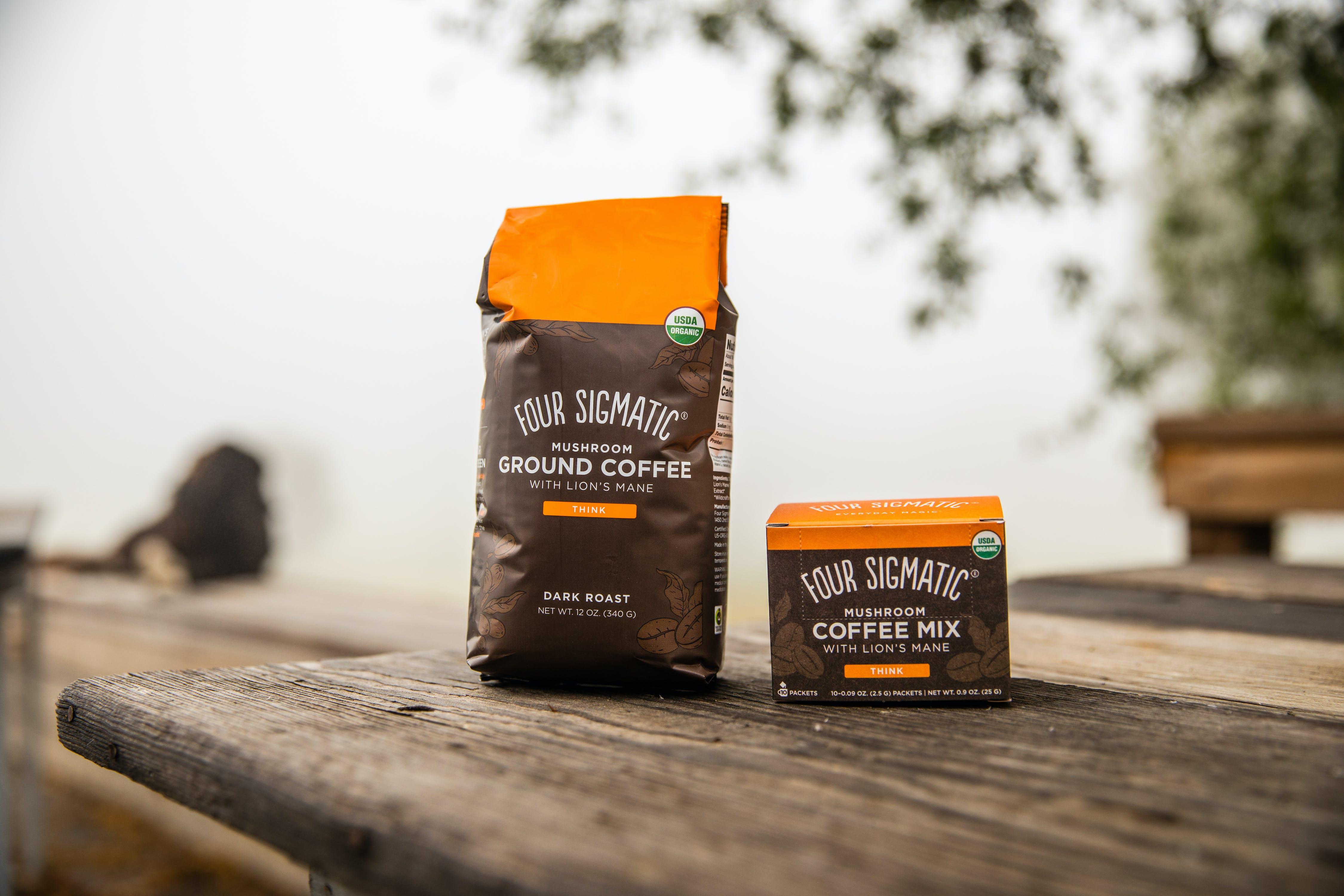 Lion's Mane Coffee