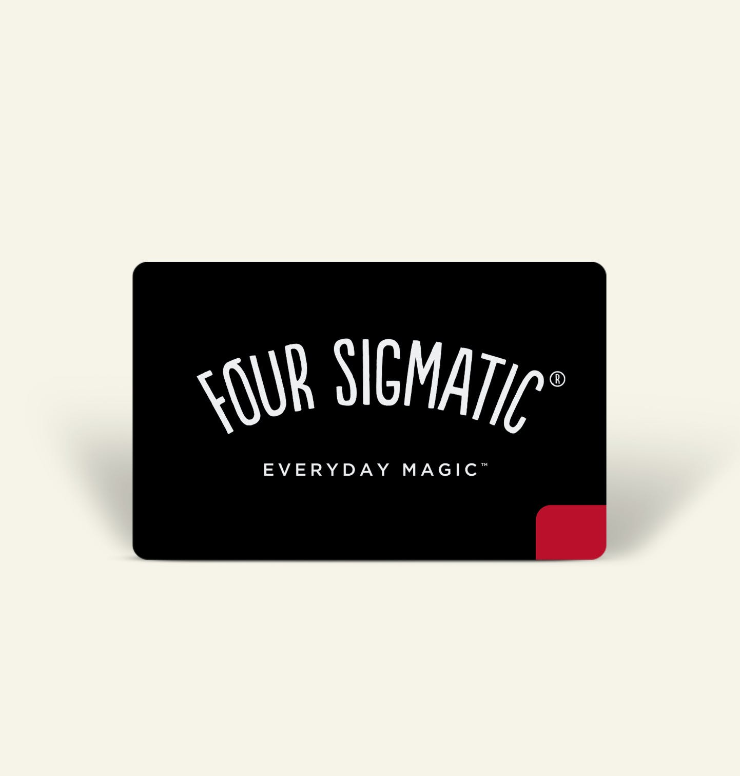 Four Sigmatic Gift Card
