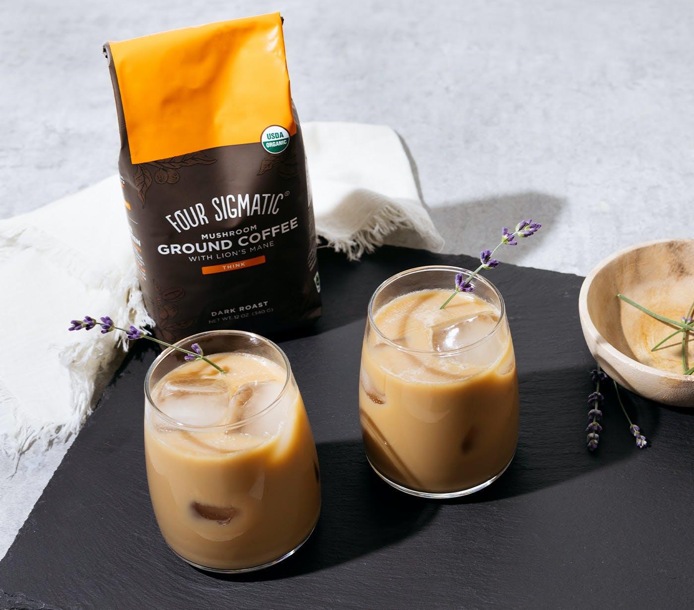 Ground Coffee Iced