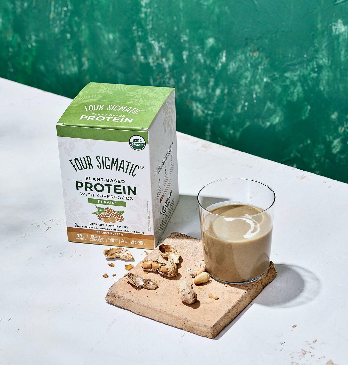 Peanut Butter Protein