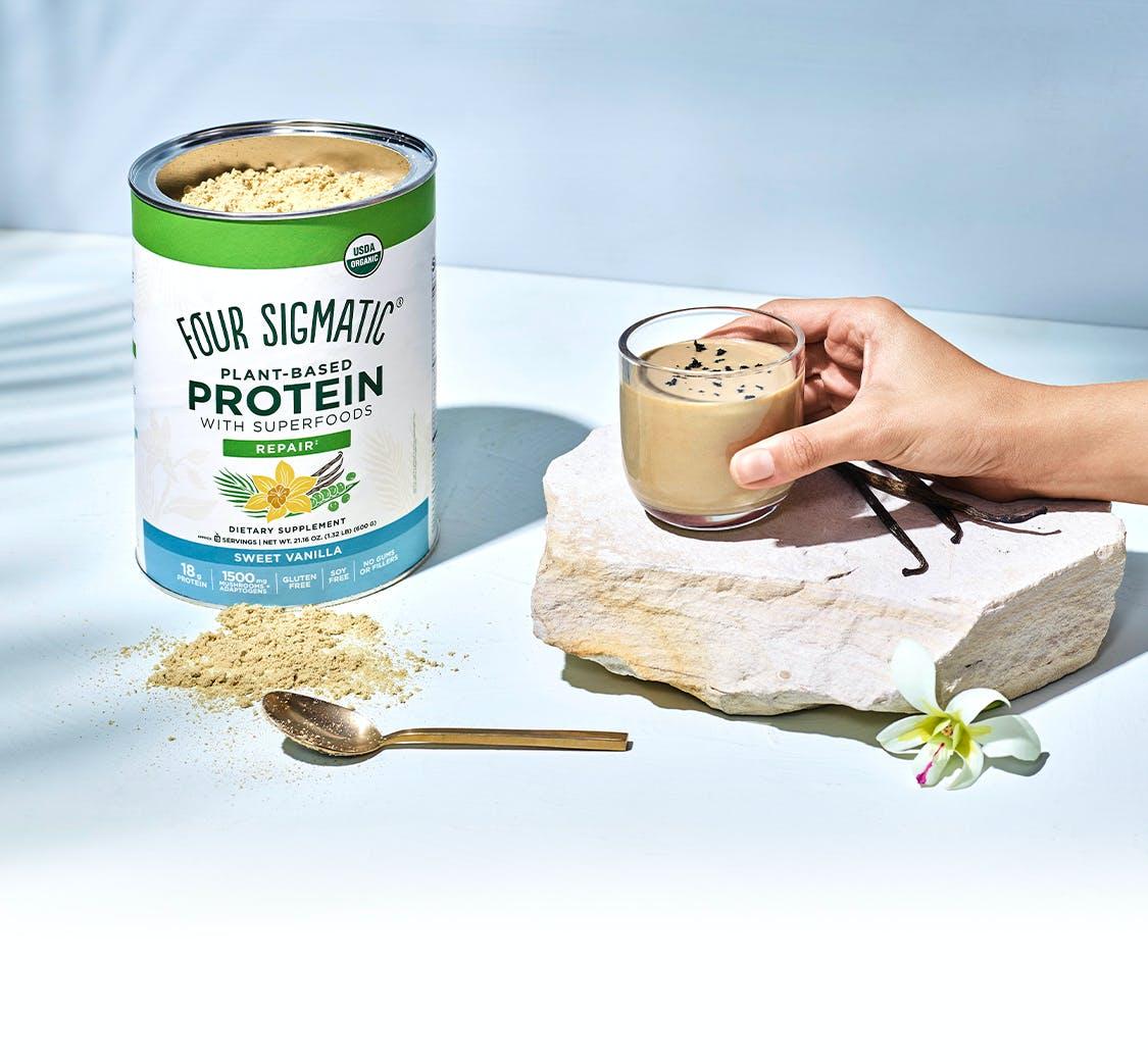 Sweet Vanilla Protein