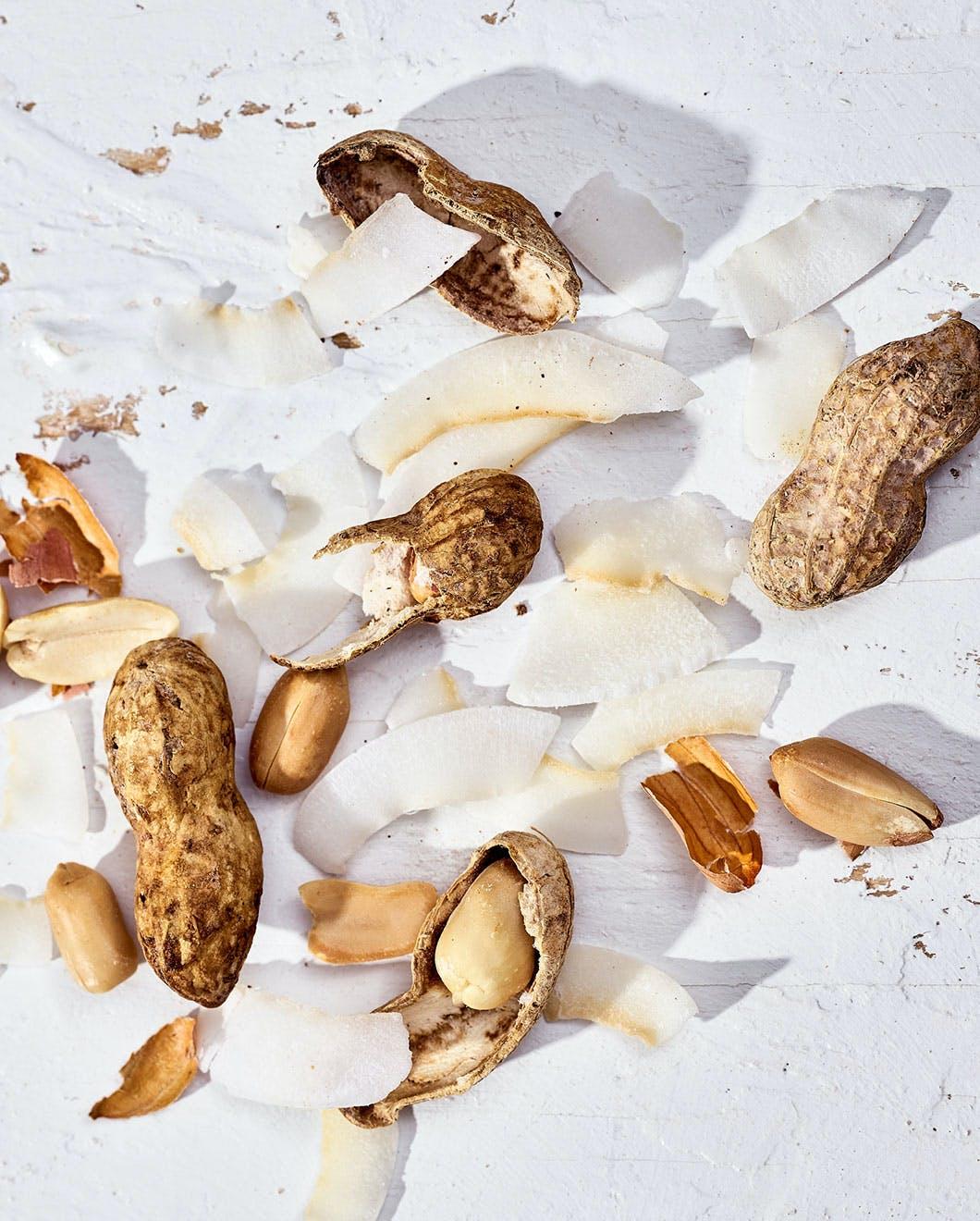 Peanut Coconut