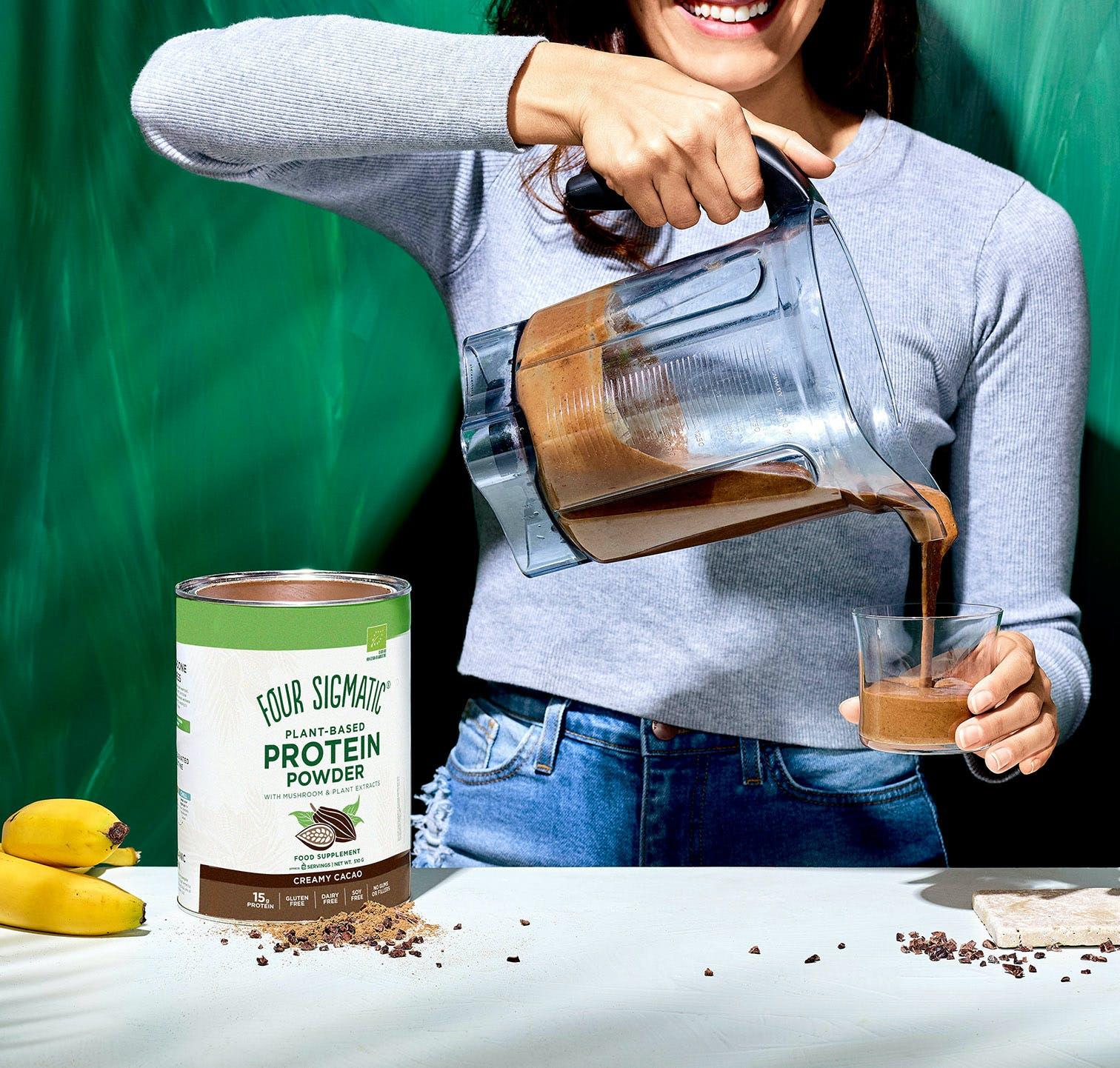 Creamy Cacao Protein