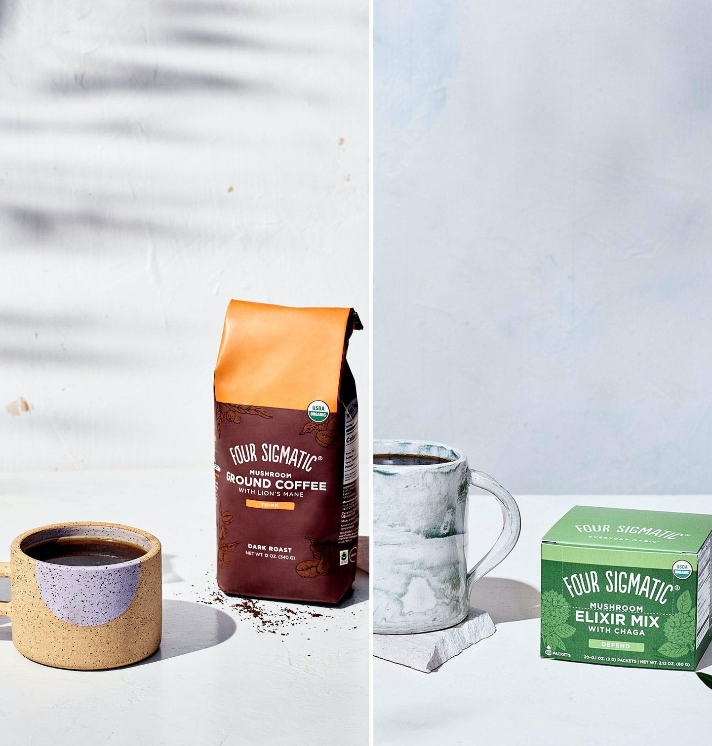 Four Sigmatic Immune Bundle