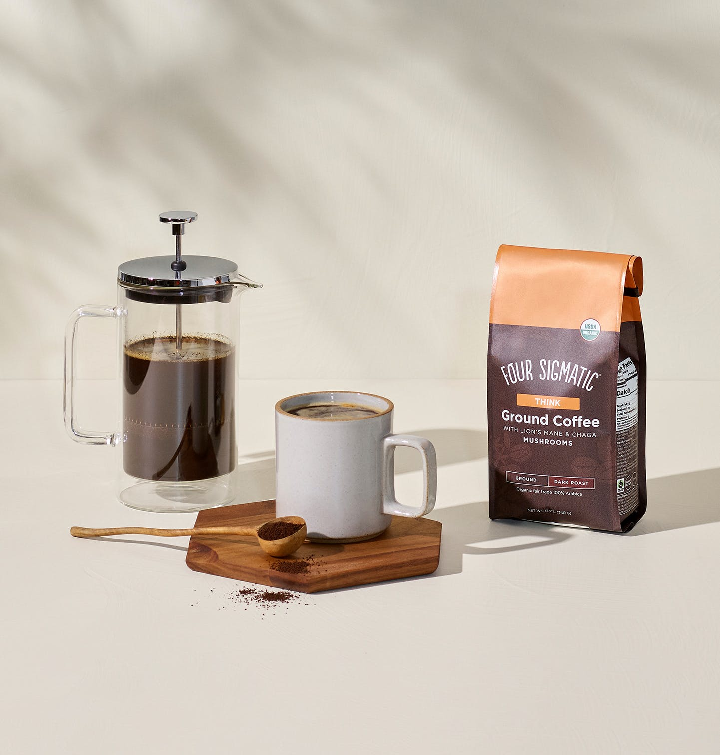 Think Ground Coffee