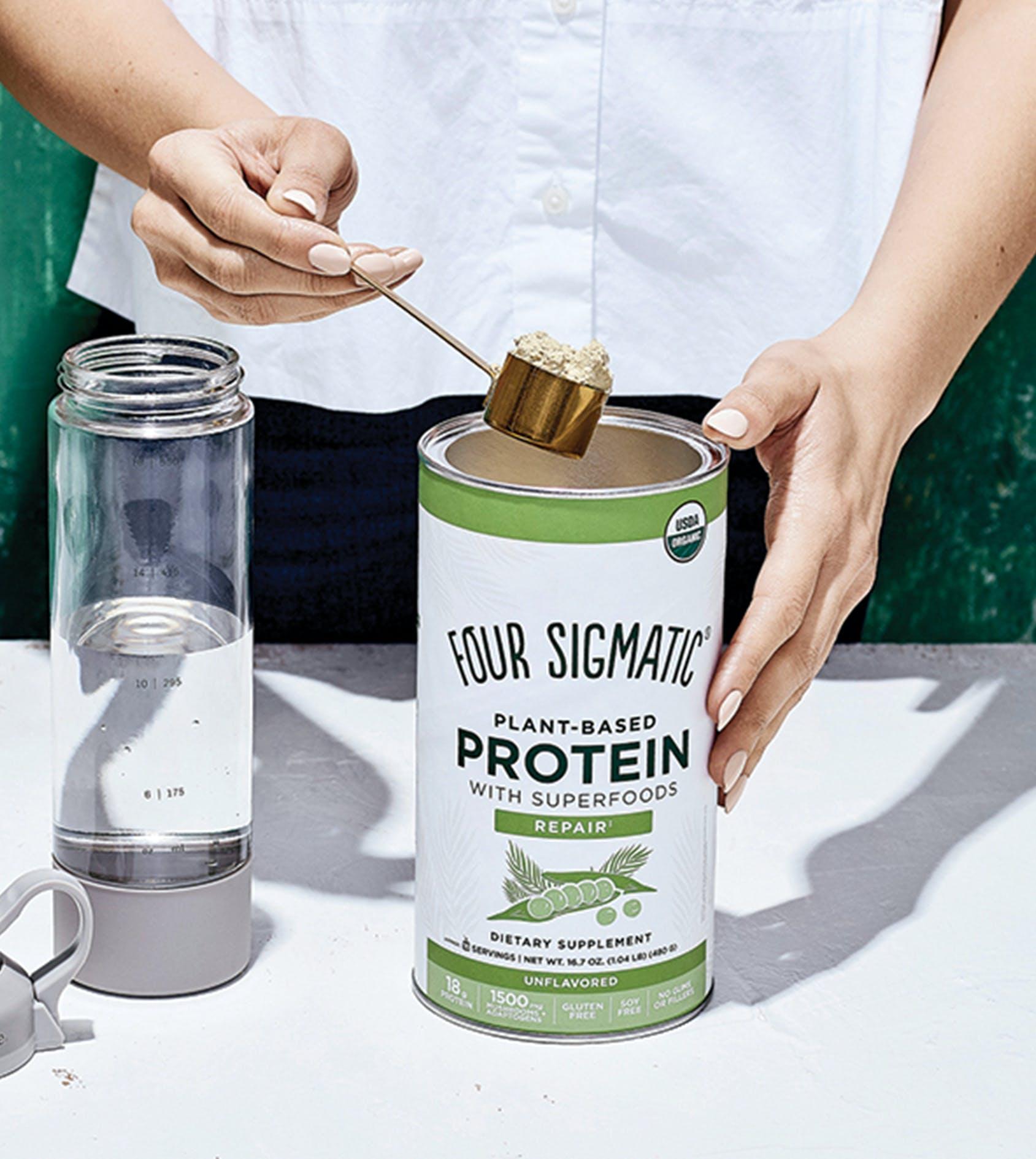 Bulk protein