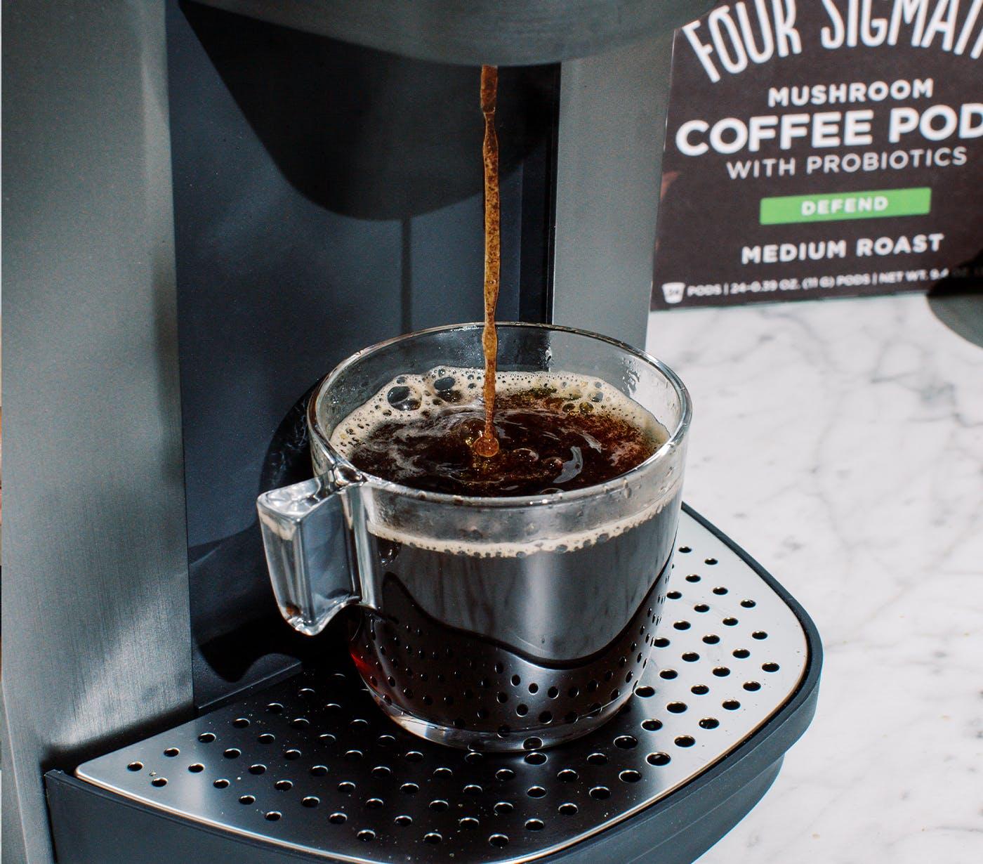 Coffee with Probiotics