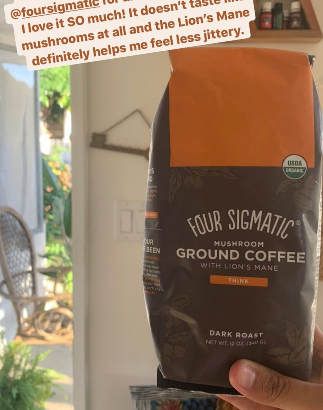 Ground Coffee UGC