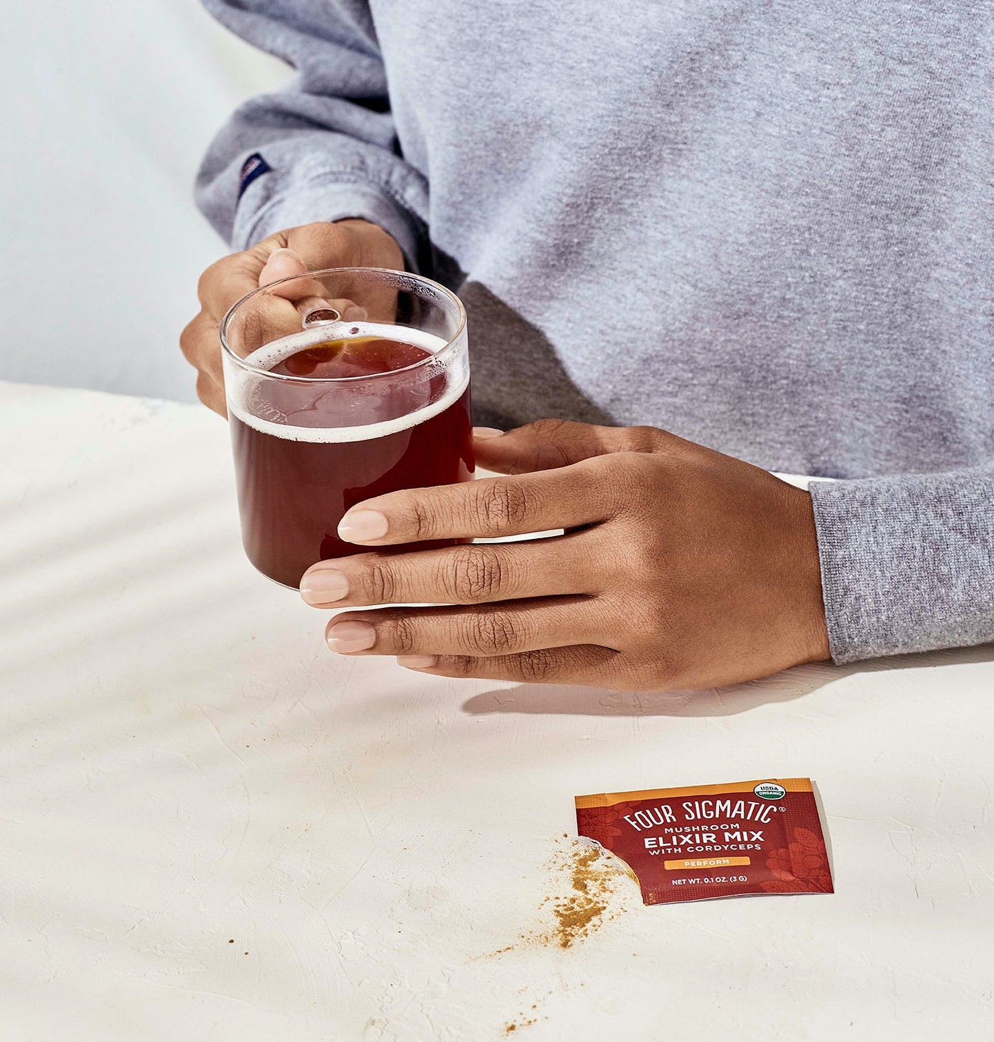 Cordyceps Elixir Tea