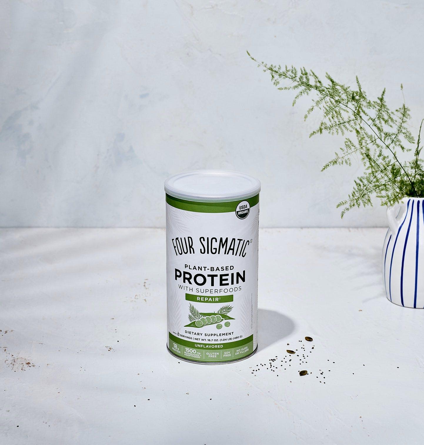 Plant-Based Protein Hero