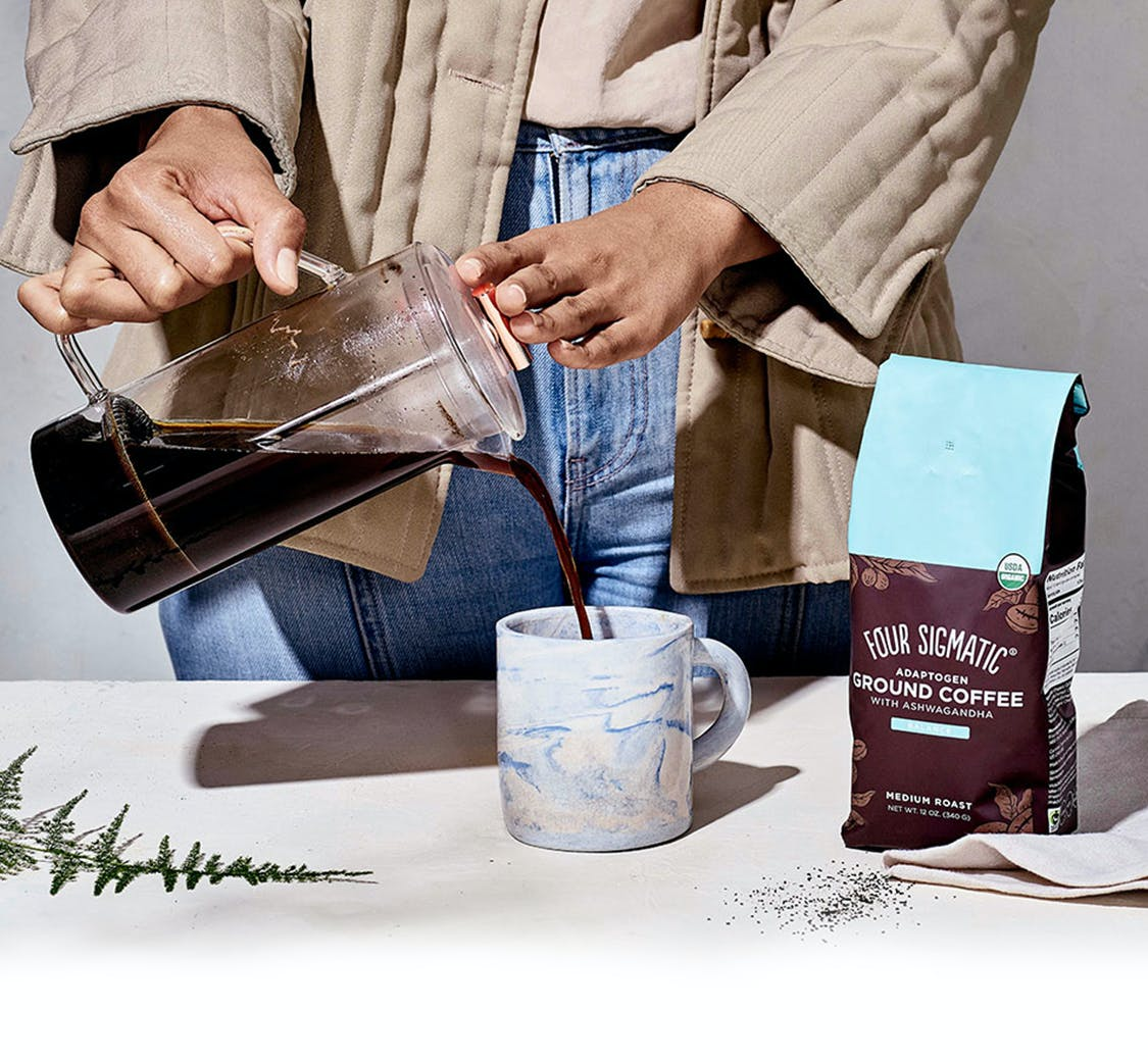 Adaptogen Coffee