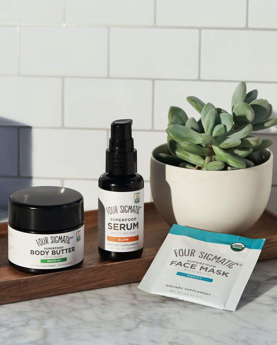 Skincare Routine Ingredients