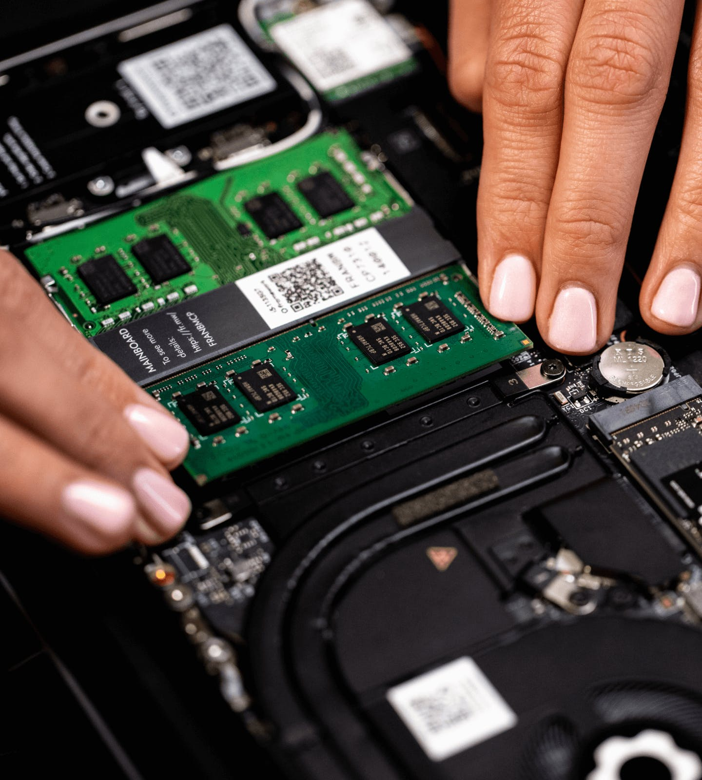 Upgrade Framework Laptop with ease