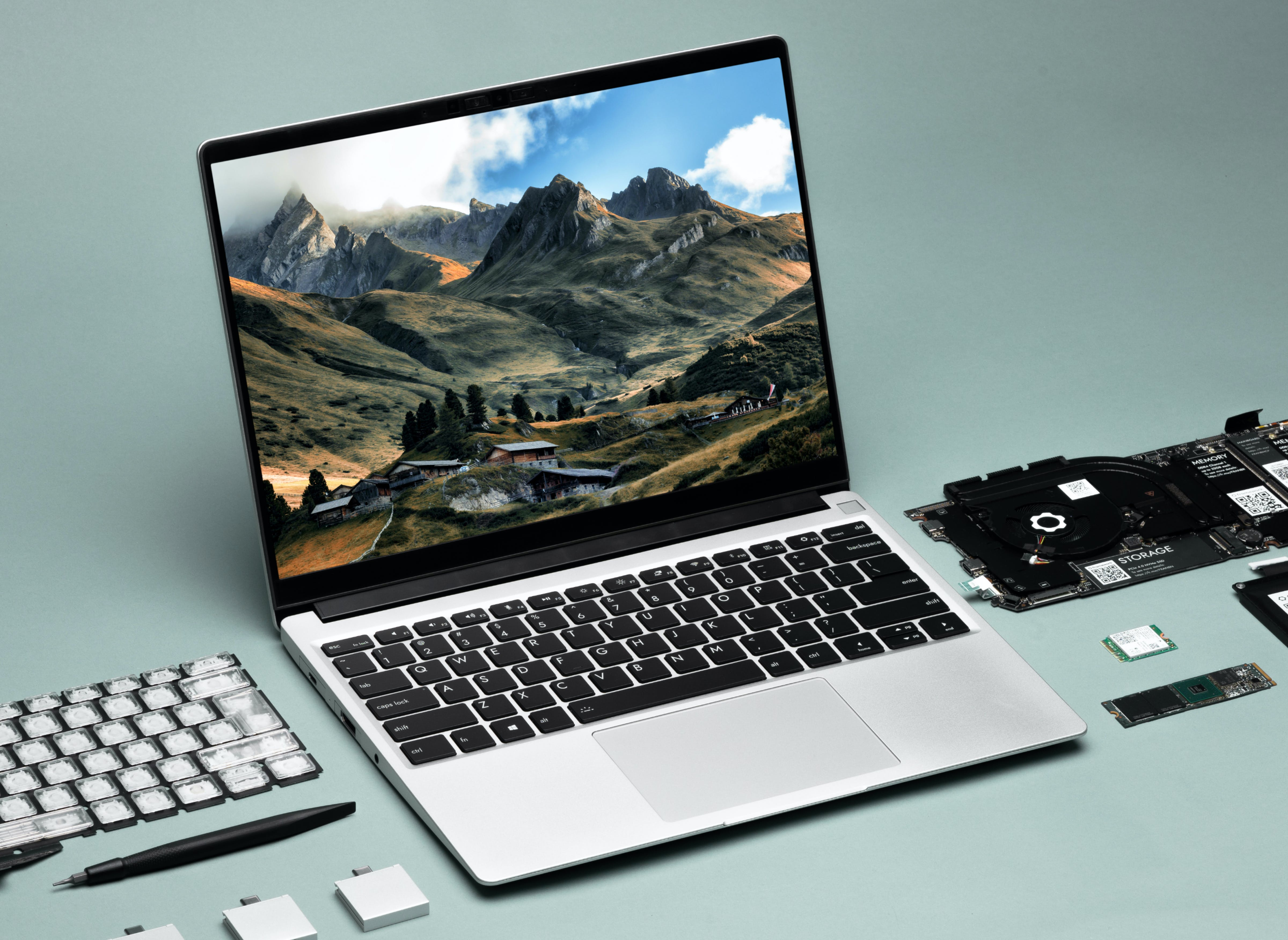The Framework Laptop
