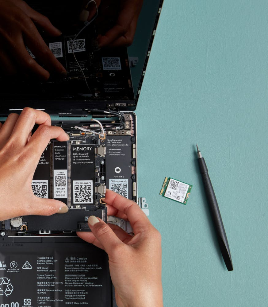 removing mainboard from laptop