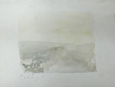 Landscape, Colour Study
