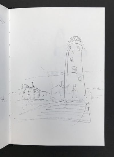 Lighthouse, Dungeness
