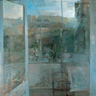 Verandah Evening, 1972, Canterbury Museums and Galleries Collection
