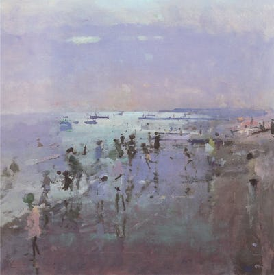 The Bay Arcachon, 1996