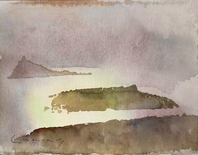 Sea Dazzle, St Michael's Mount