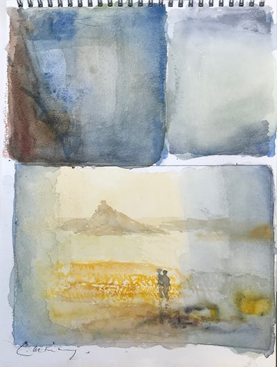 Colour Studies of Cornwall