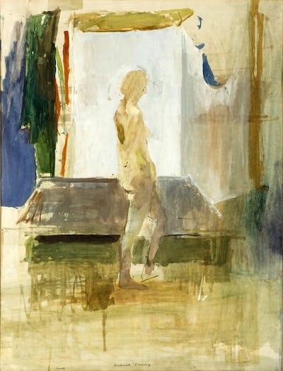 Nude, Metropole Art Collection