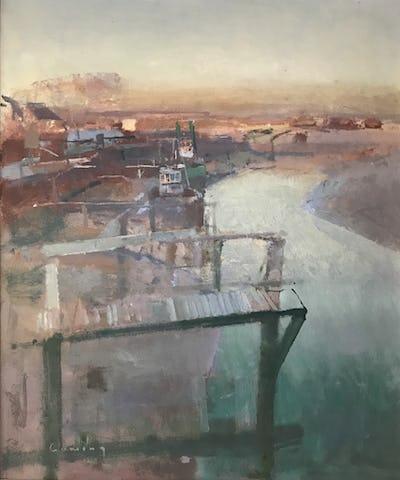 Rye Quayside, 1986