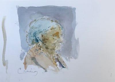 Study of Margaret
