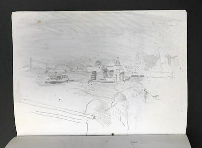 Study of Venice