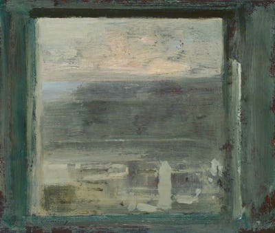 Dungeness from Hythe, 1975, Royal Academy of Arts Collection