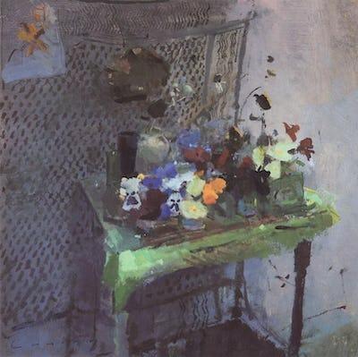 Flower Piece, Summer, 1997