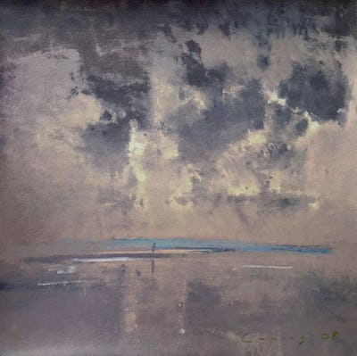 Cloudscape, Camber, 2008, Image and paper size: 29.5 x 29 cm