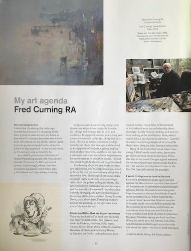 RA Magazine, Autumn 2019